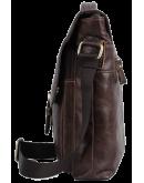 Фотография Сумка на плечо кожаная формата А4 Cross 77074