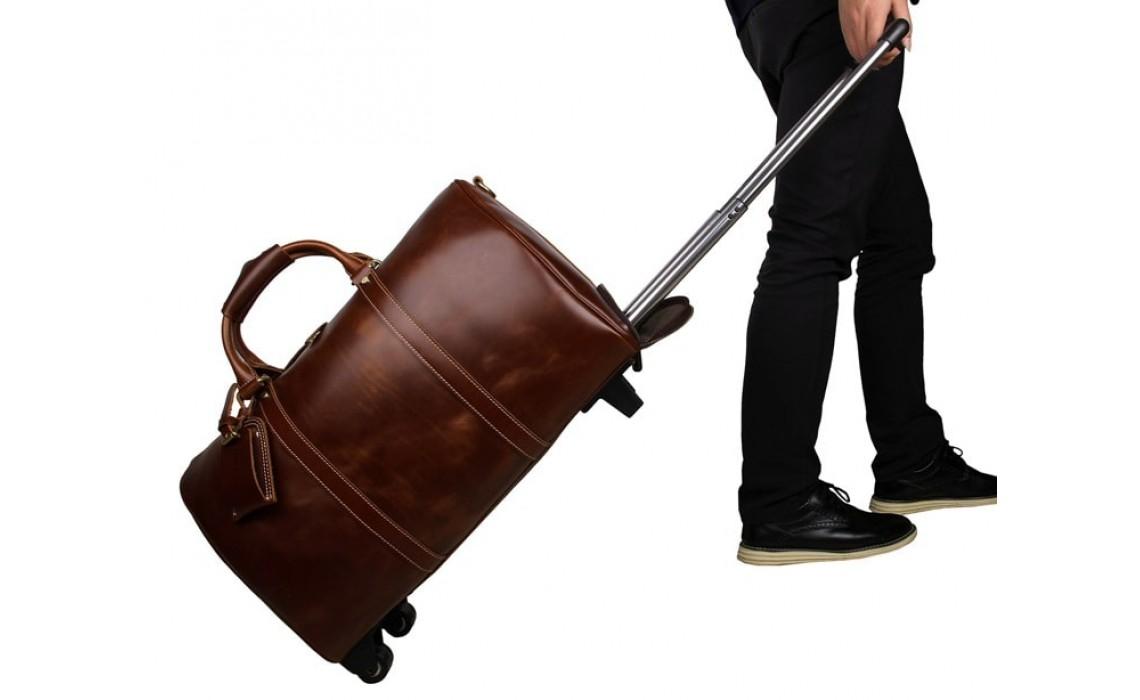 Как подобрать кожаную сумку к мужскому гардеробу