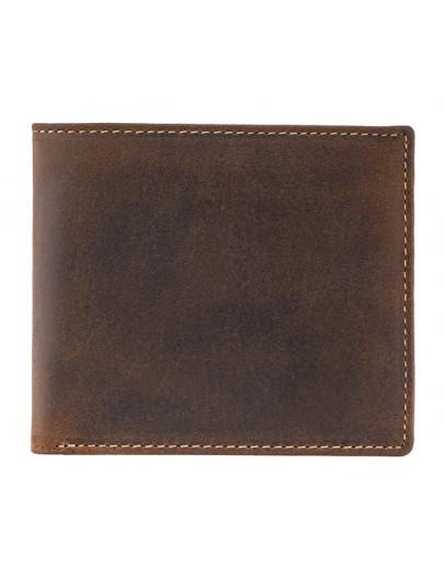 Фотография Маленький рыжий кошелёк Visconti 707 - Shield (Oil Tan)