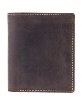 Коричневый кошелек для мужчин Visconti 708 Spear (Oil Brown)