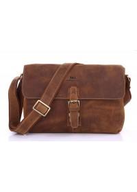 Вместительная сумка на плечо крос-боди 77084