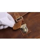 Фотография Вместительная сумка на плечо крос-боди 77084
