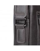 Фотография Коричневая мужская сумка на плечо кроссбоди 71047Q-A2