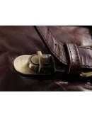 Фотография Качественный стильный мужской портфель из кожи 77105-2C