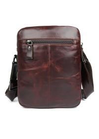 Коричневая мужская сумка 71054X
