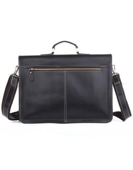 Качественный портфель из кожи 77105A