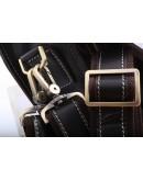 Фотография Качественный портфель из кожи 77105A
