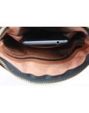 Фотография Светло-коричневая мужская плечевая планшетка 710820-SKE