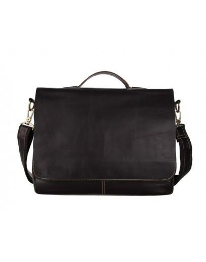 Фотография Стильный кожаный мужской портфель 77108Q