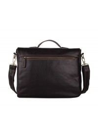 Стильный кожаный мужской портфель 77108Q