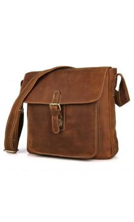 Мега-крутая сумка на плечо из натуральной кожи лошади 77111B