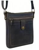 Фотография Кожаная коричневая мужская планшетка 71118-SGE