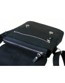 Фотография Черная мужская сумка на плечо на каждый день 71119-SGE
