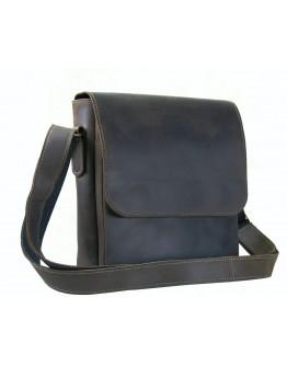 Темно-коричневая мужская плечевая сумка 71131-SGE
