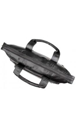 Качественный и стильный мужской кожаный портфель 77120A
