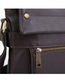 Фотография Мужская коричневая вместительная сумка через плечо Tarwa GC-7121-3md