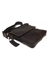 Коричневая мужская вертикальная сумка на плечо 712630-SKE