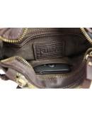 Фотография Коричневая сумка на плечо классического размера 713035-SKE