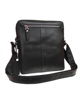 Черная удобная мужская сумка через плечо 713832-SKE