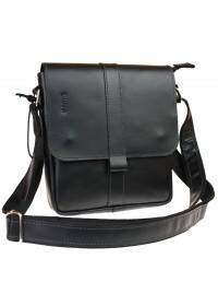 Мужская кожаная сумка из гладкой кожи 714130-SKE