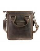 Фотография Мужская кожаная удобная сумка - барсетка 7145467-SKE