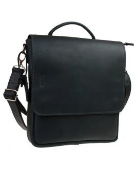 Мужская черная удобная сумка - барсетка 7146467-SKE
