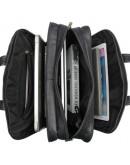 Фотография Добротная и стильная мужская кожаная сумка 77146A