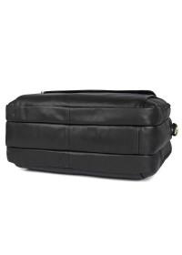 Добротная и стильная мужская кожаная сумка 77146A