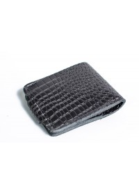 Мужской черный кошелек с тиснением Man 71510-M