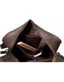 Фотография Большая вместительная дорожная мужская сумка 77156R
