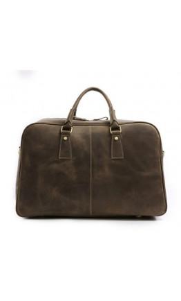 Большая вместительная дорожная мужская сумка 77156R