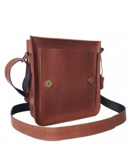 Рыжая небольшая сумка через плечо 717713-SGE