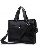 Фотография Элегантный и модный мужской кожаный портфель 77181