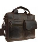 Фотография Мужская удобная сумка для документов формата A4 72046-SKE