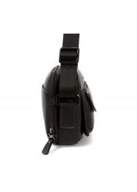 Горизонтальная мужская кожаная сумка 7209kt