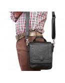 Фотография Прочная мужская сумка в руку и на плечо 7210