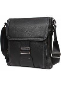 Удобная сумка из натуральной кожи на плечо 7214