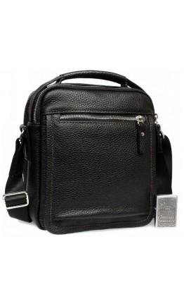 Удобная сумка среднего размера в руку и на плечо 7218