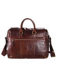 Качественный кожаный портфель 77227C
