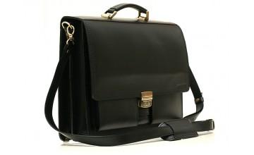 Стильный портфель от Manufatto 725 черный