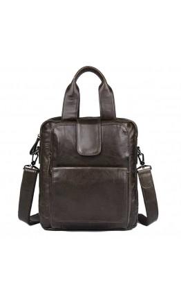 Оригинальная и стильная мужская сумка на плечо 77266J