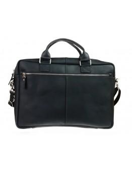 Мужская черная вместительная сумка для ноутбука 727597-SKE
