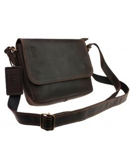 Темно-коричневая женская небольшая сумка 72923W-SKE