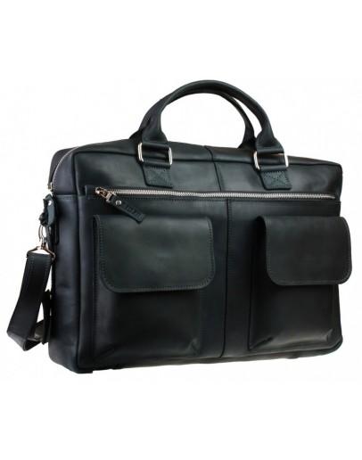 Фотография Большая черная вместительная сумка 731600-SKE