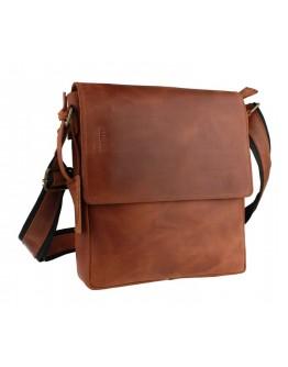 Светло-коричневая кожаная мужская сумка 734103-S1-SKE