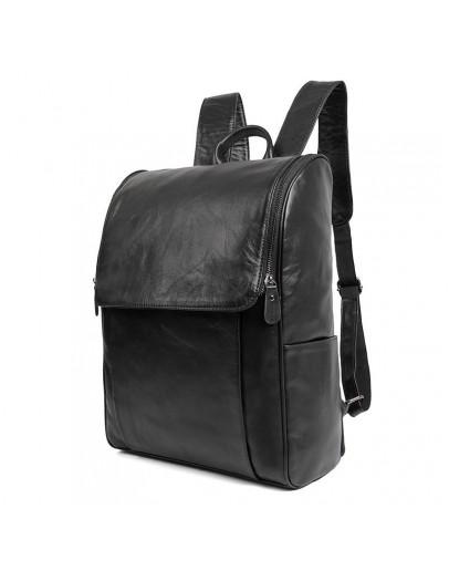 Фотография Кожаный мужской рюкзак для города 7344A