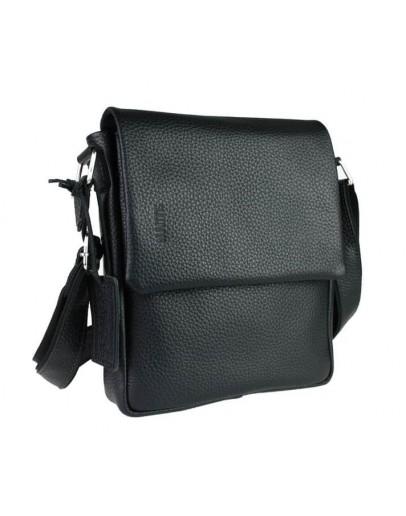 Фотография Кожаная мужская деловая сумка на плечо 73497S-SKE