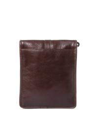 Сумка коричневая из натуральной кожи Katana k736803-2