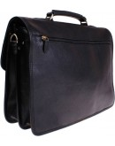 Фотография Шикарный солидный чёрный мужской портфель Katana k736804-1