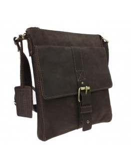 Кожаная мужская сумка на плечо-планшетка 73825S-SKE